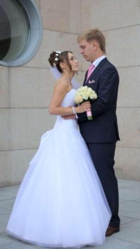 Фото 5241557 в коллекции Свадебное платье для маленькой принцессы - Продам свадебное платье для маленькой принцессы