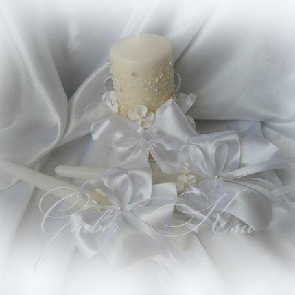 """Свадебные свечи """"Версаль"""""""