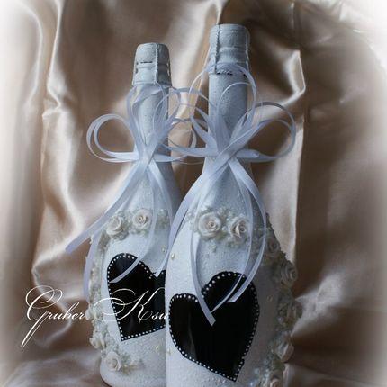 """Свадебное шампанское """"Нежность"""""""