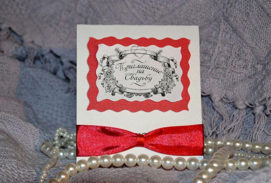 Фото 5269613 в коллекции Свадебные приглашения - Приглашения и открытки ручной работы