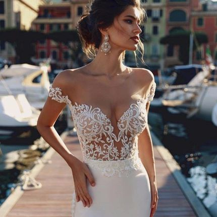 """Свадебное платье """"Соблазн"""""""