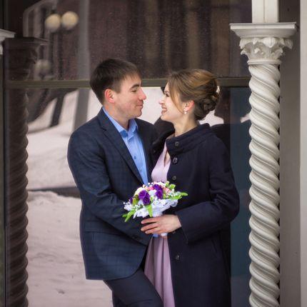 Почасовая свадебная фотосъёмка, минимум 2