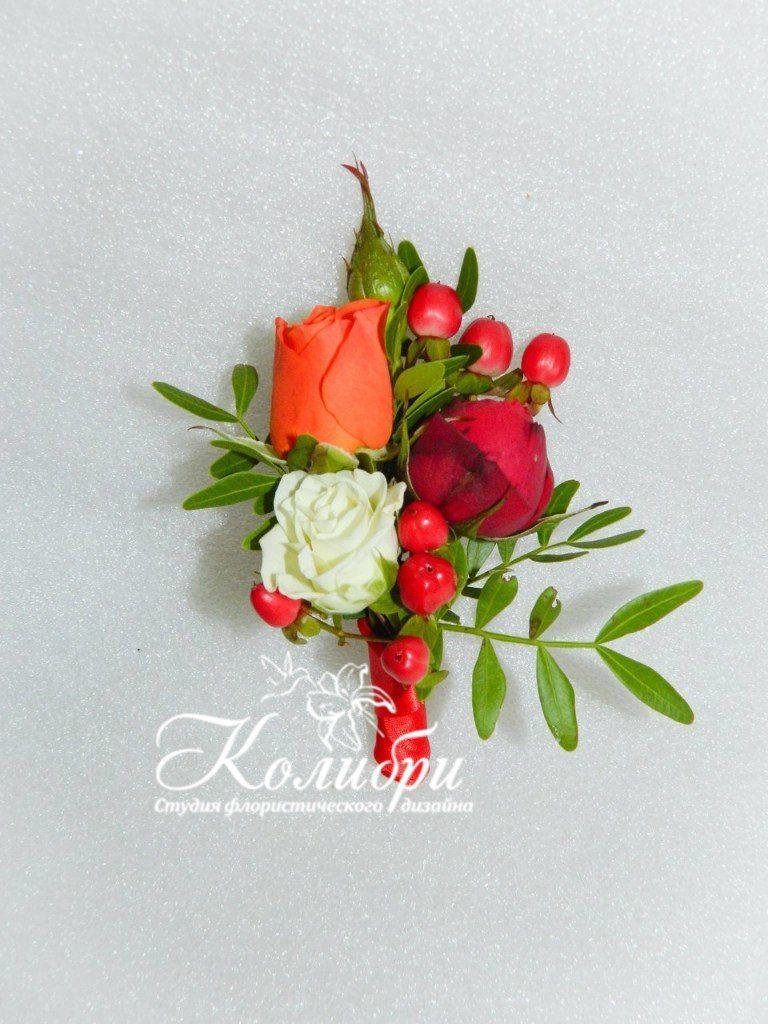 Фото 5330711 в коллекции Букет невесты. Наши работы. - Студия флористического дизайна FloKolibri