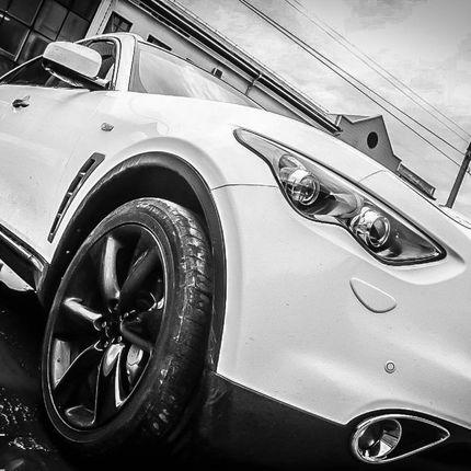 Аренда авто Infiniti FX 37S на свадьбу