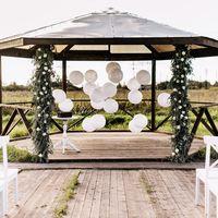 Уникальная загородная площадка для свадьбы в Стрельне. Первый и Единственный Свадебный Амбар Tiramisu Farm. Фото Ксения Беннетт