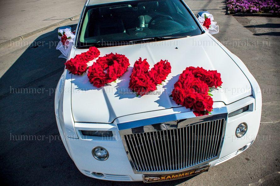 """Фото 12194242 в коллекции Свадебные машины - """"Хаммер"""" - транспортная компания"""