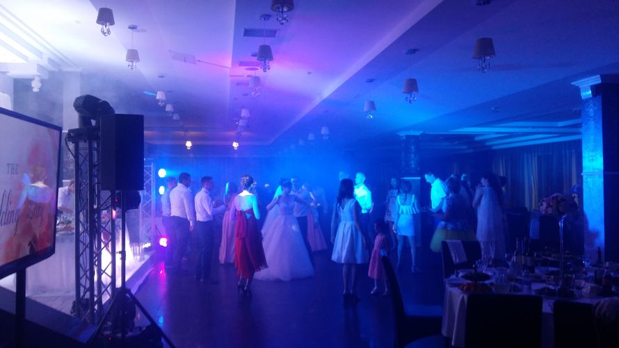 Фото 16312134 в коллекции Техническое обеспечение свадьбы - Рrazdnik - техническое обеспечение