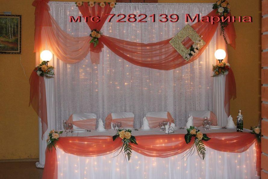 Фото 5429271 в коллекции оформление зала - Гармония цветов - оформление
