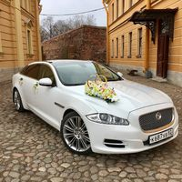 Jaguar XJ long Premium в аренду