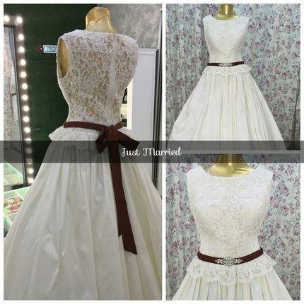 Свадебное платье, модель 016