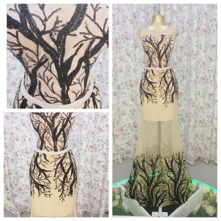 Вечернее платье, арт. 036