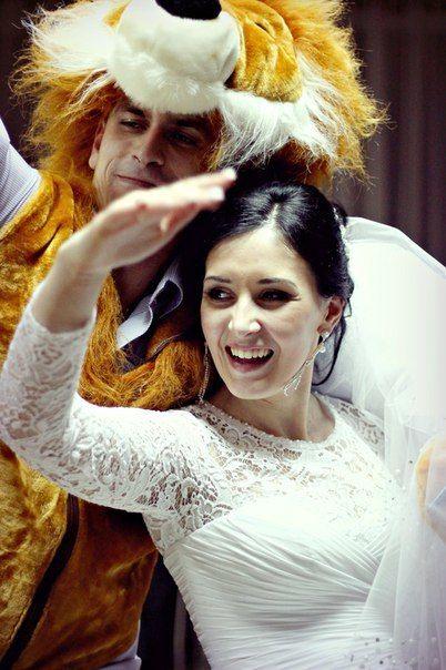 Вот как рада Невеста..только на моей свадебной программе - фото 10303096 Ведущая Елена Волга