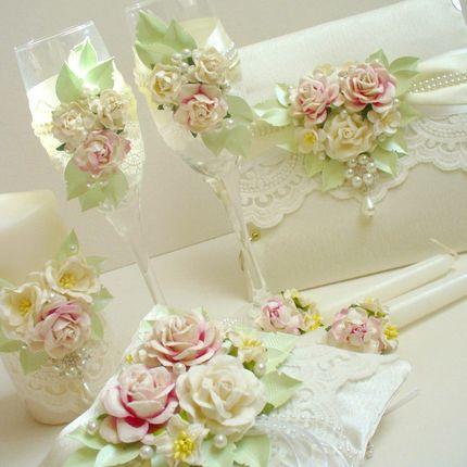 Набор свадебных аксесссуаров