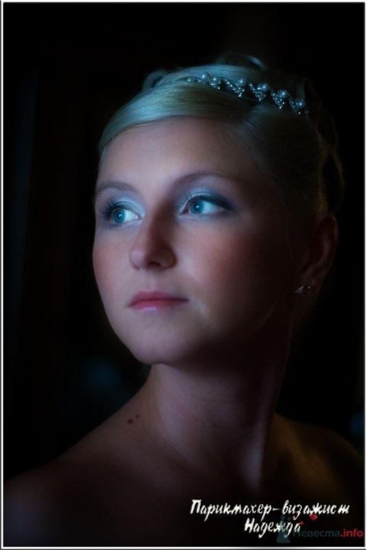 Фото 29680 в коллекции это просто моя работа - Парикмахер-визажист Надежда Данюшкина