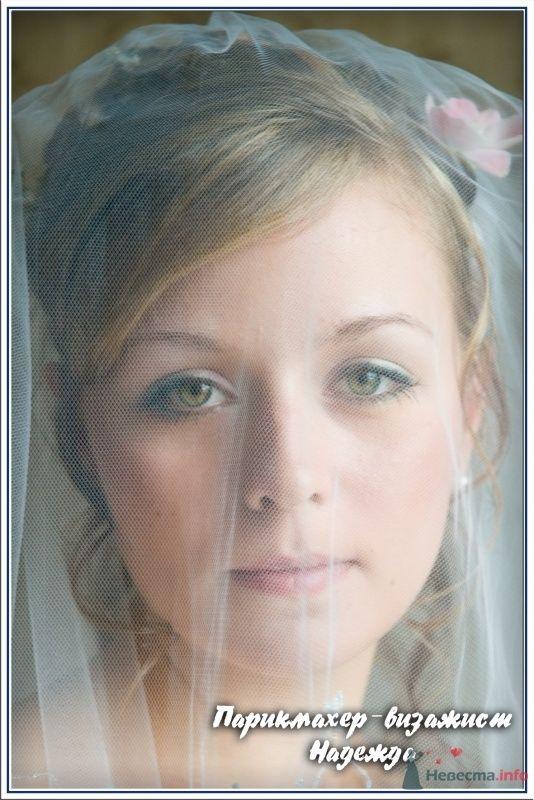 Фото 31724 в коллекции это просто моя работа - Парикмахер-визажист Надежда Данюшкина