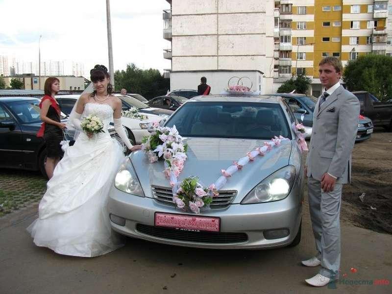 Евгений и Виктория. Свадьба 25.07.09 - фото 31832 rozochka