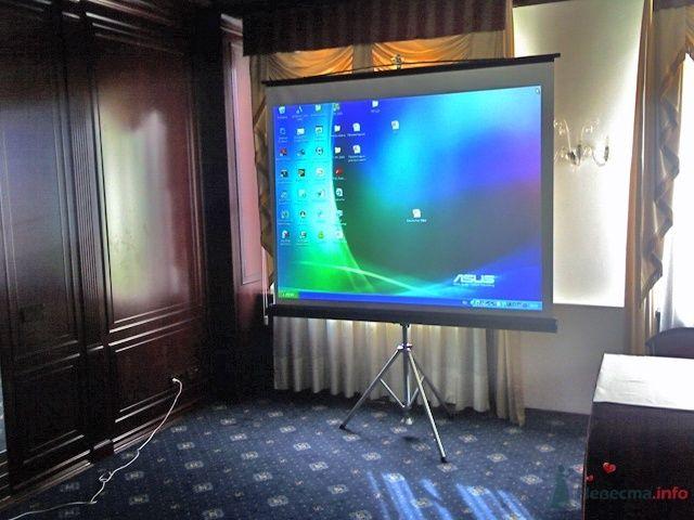 Фото 26358 в коллекции Проектора, экраны. - Media Rent - аренда оборудования