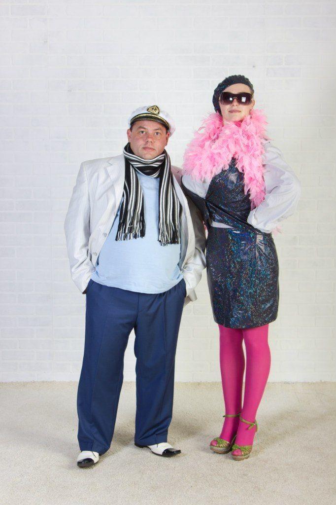 Наши всеми горячо любимые аферисты О. Бендер и В. Сердючка - фото 5507331 Праздничное агенство Музыкальный Фейерверк
