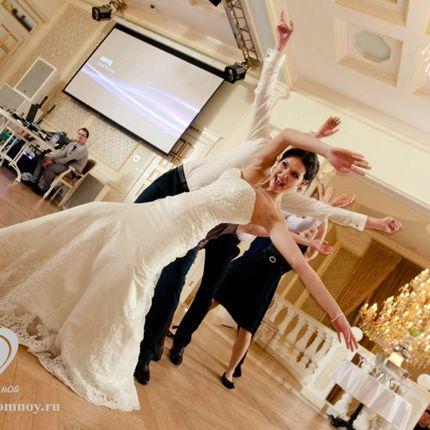 Танцевальный мастер-класс на свадьбу