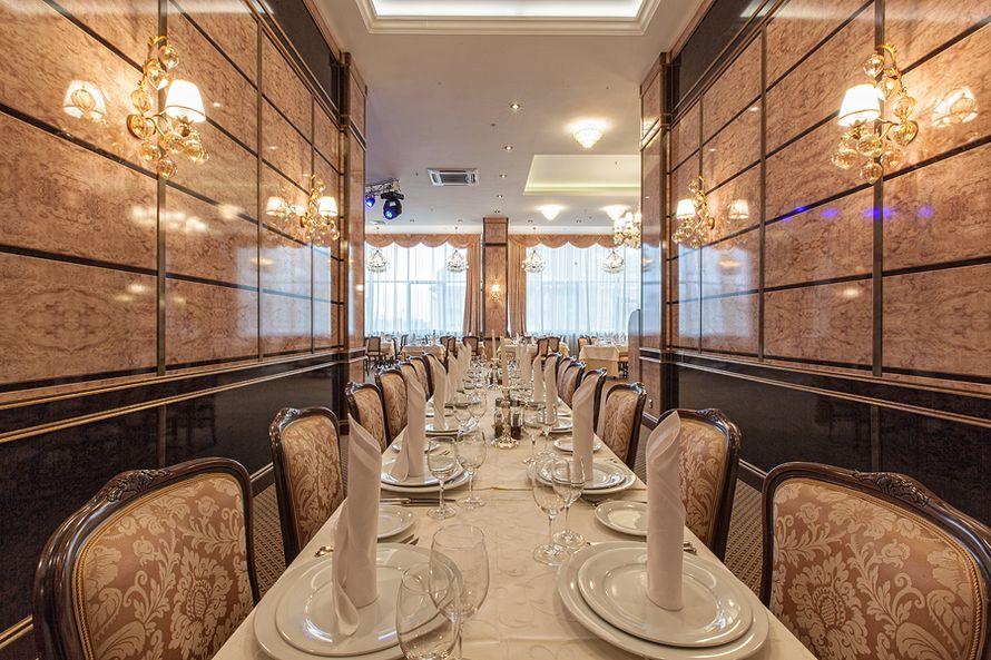 Зал SK Royal - фото 5533342 Гостиничный комплекс SK Royal Hotel Yaroslavl