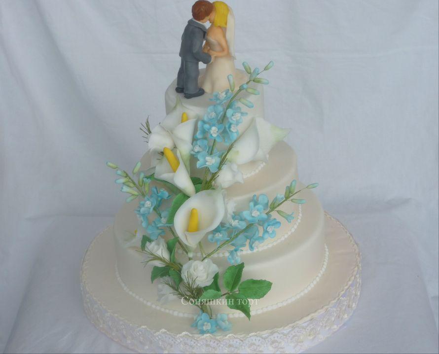 Свадебный торт картинки казань
