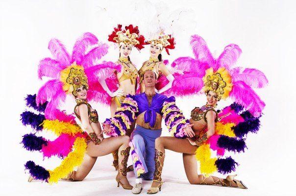 Выступление Шоу-балета