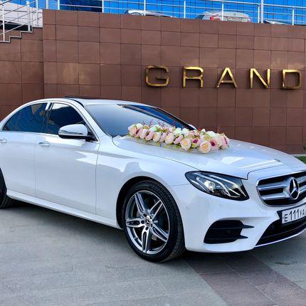 Аренда авто Прокат Mercedes W213, 2018г/в.