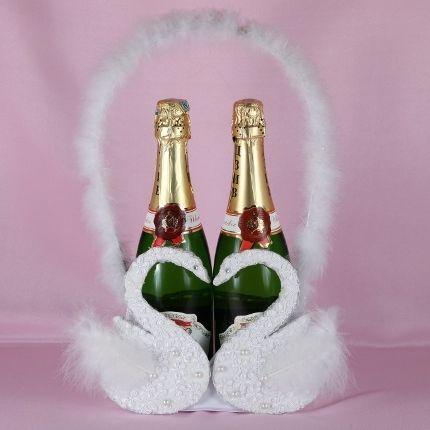 Корзинка под шампанское