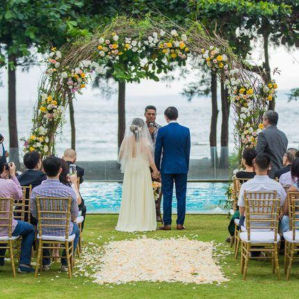 Аренда резиденции для свадебной церемонии