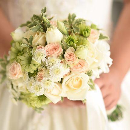 Букет невесты из роз Вендела и Яна