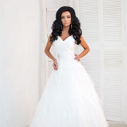 Свадебное платье Клауди