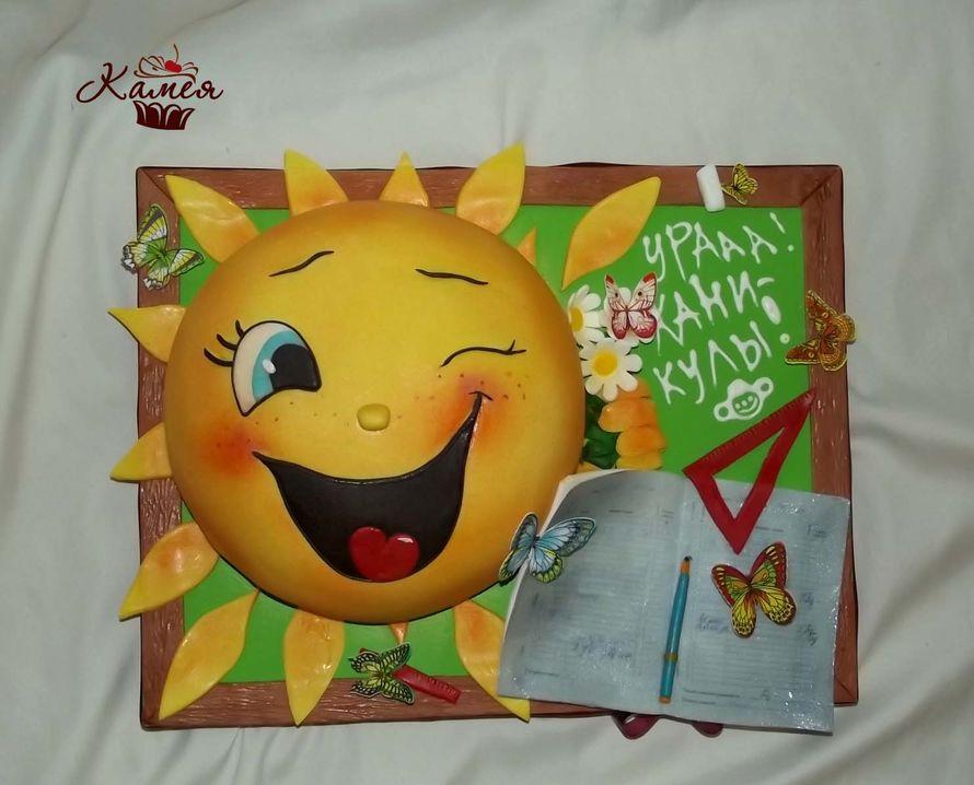 """Фото 571557 в коллекции Детские торты - """"Камея"""" - торты Ирины Каниной"""