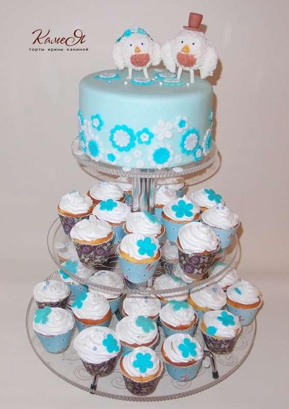 """торт и капкейки - фото 1171831 """"Камея"""" - торты Ирины Каниной"""