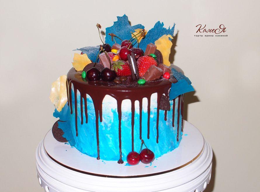 """Фото 11924782 в коллекции торты без мастики..кексы, пирожные, десерты, фигурки.. - """"Камея"""" - торты Ирины Каниной"""