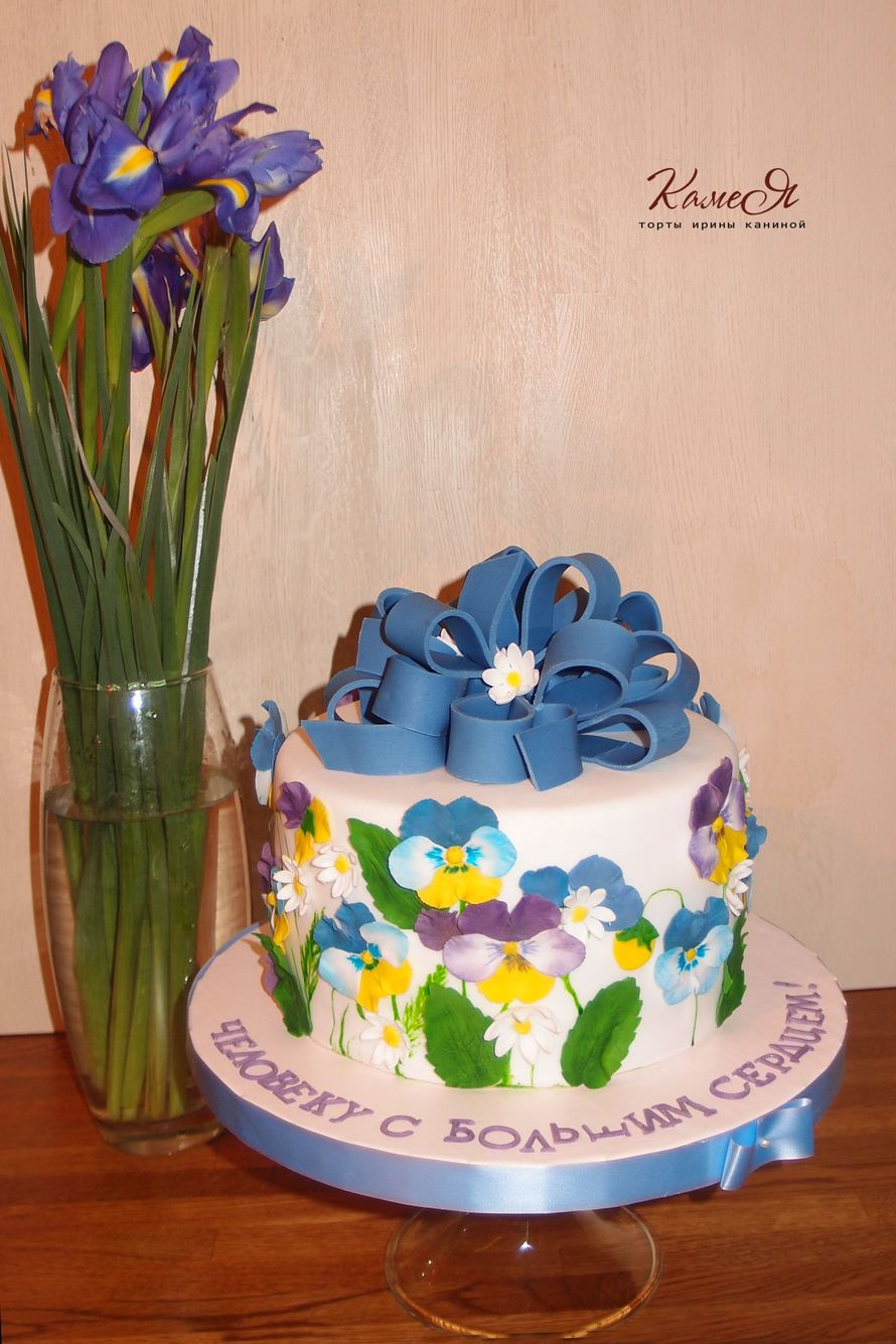 """Фото 11924870 в коллекции Разные торты - """"Камея"""" - торты Ирины Каниной"""