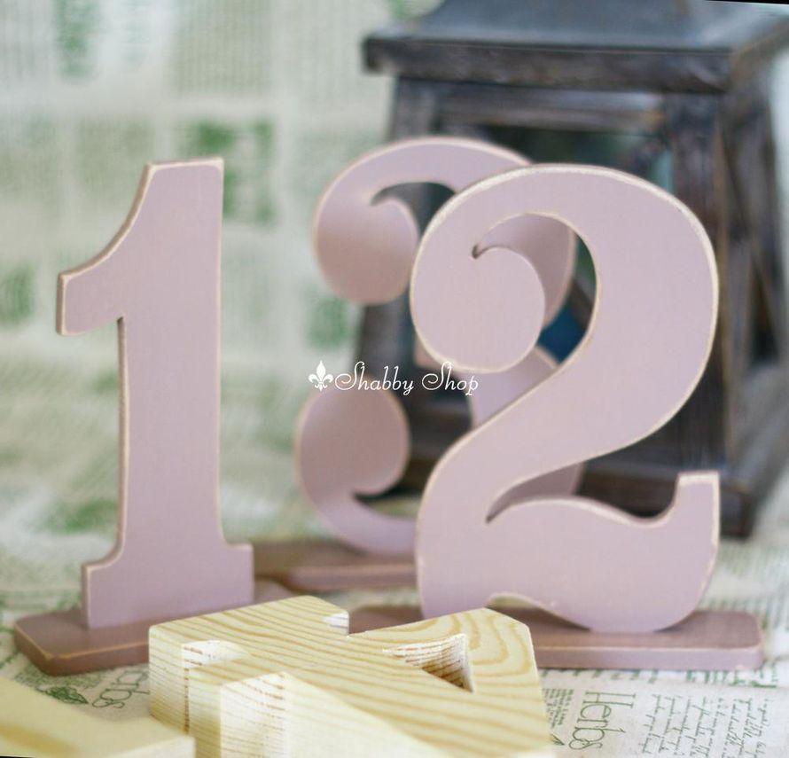 Как сделать деревянную цифру 1