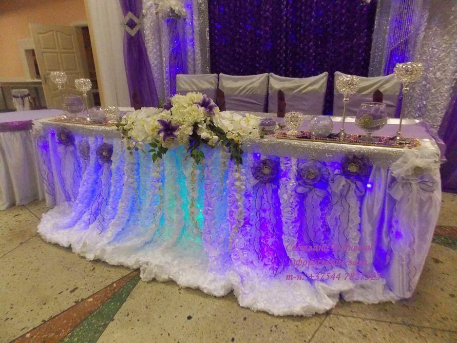 Фото 5725409 в коллекции Оформление в фиолетовом цвете - Декор-студия Светланы Бубневич