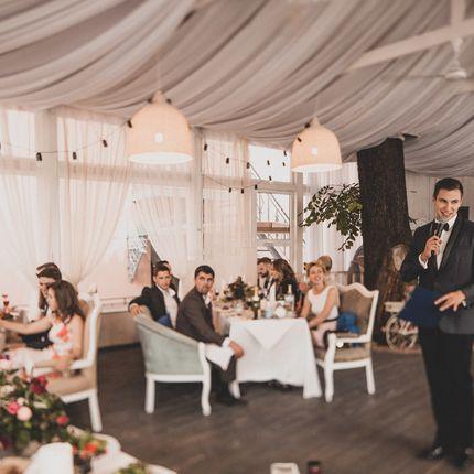 Проведение свадьбы на английском языке, 7 часов