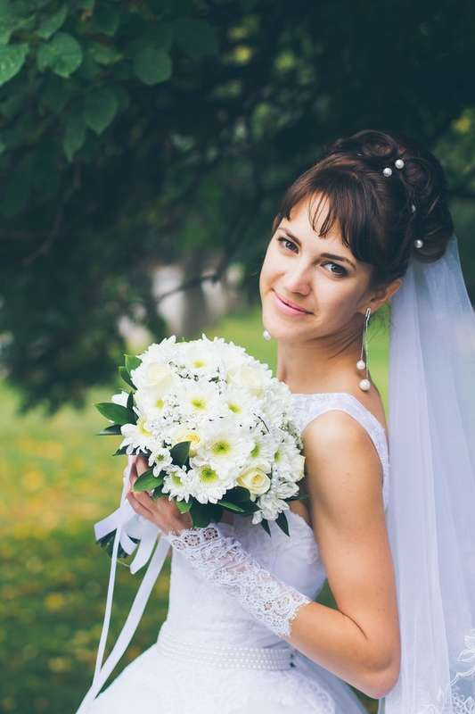 свадебный - фото 7790068 Визажист Васильева Кристина