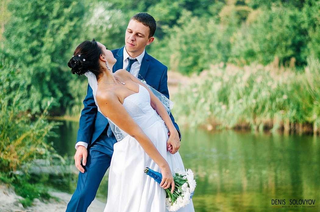 Фото 8051436 в коллекции Свадебное фото - Фотограф Денис Соловьёв