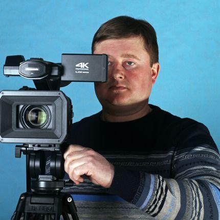 Видеосъёмка банкета, 5-6 часов