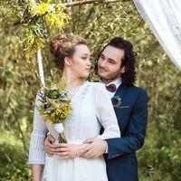 Фотограф: Амина Хомович  Модели: Артем  и Настя  Макияж и прическа: ОЛЬГА ТИХЕ  Платье невесты:  Костюм жениха: MEN'S LOOK  Декор и флористика: WALTZ OF THE FLOWERS  Instagram: pkseniyaa_waltz_of_the_flower Сделано на Workshop Intensive