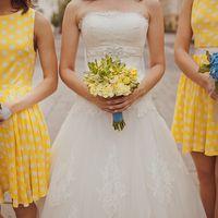 Я и мои подружки невесты) в желтом