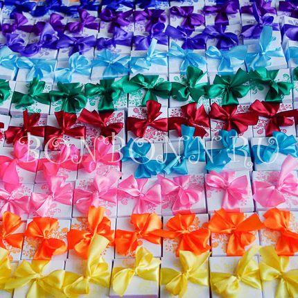Бонбоньерка более 20 цветов