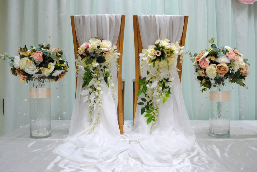 Декор свадьбы - фото 11560592 Amazing Decor - оформление свадеб и праздников