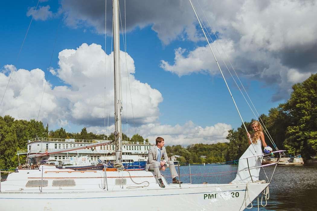 Возможность фотосессии на яхте - фото 5817718 Барабуля - летний ресторан