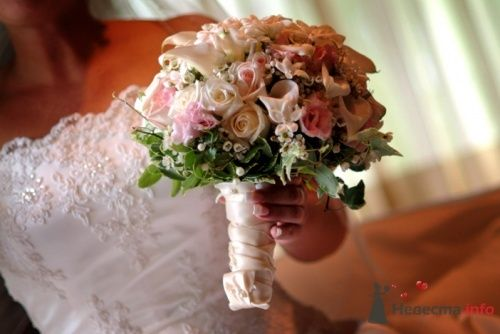 Фото 3836 в коллекции Букет невесты - leshechka
