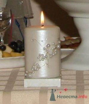 Фото 4623 в коллекции Свадебные свечи - leshechka
