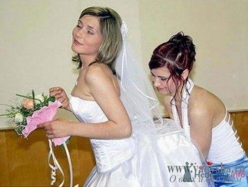 Фото 5273 в коллекции Свадебные курьезы - leshechka