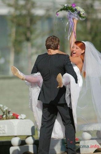 Фото 5429 в коллекции Свадебные курьезы